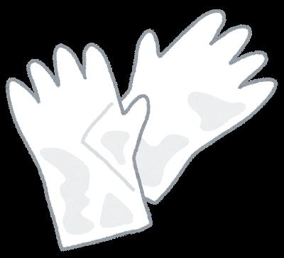 コロナ対策に手袋は有効?つり革に素手で触れたくない!